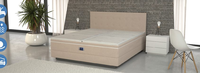 Nadgradnja vodne postelje Verona