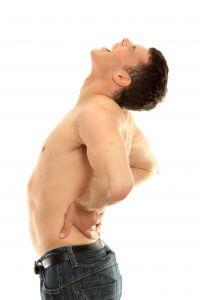 Poškodba hrbtenice