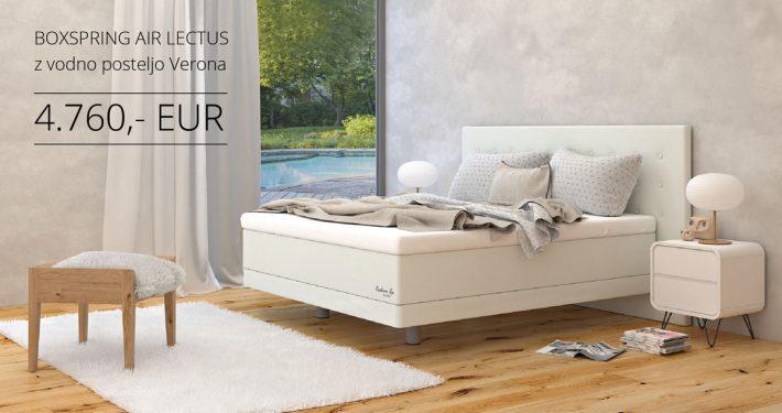 Lectus vodna postelja