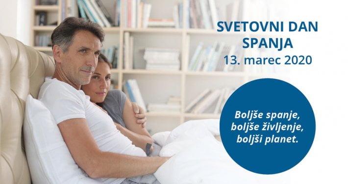 Svetovni dan spanja, 13. marec